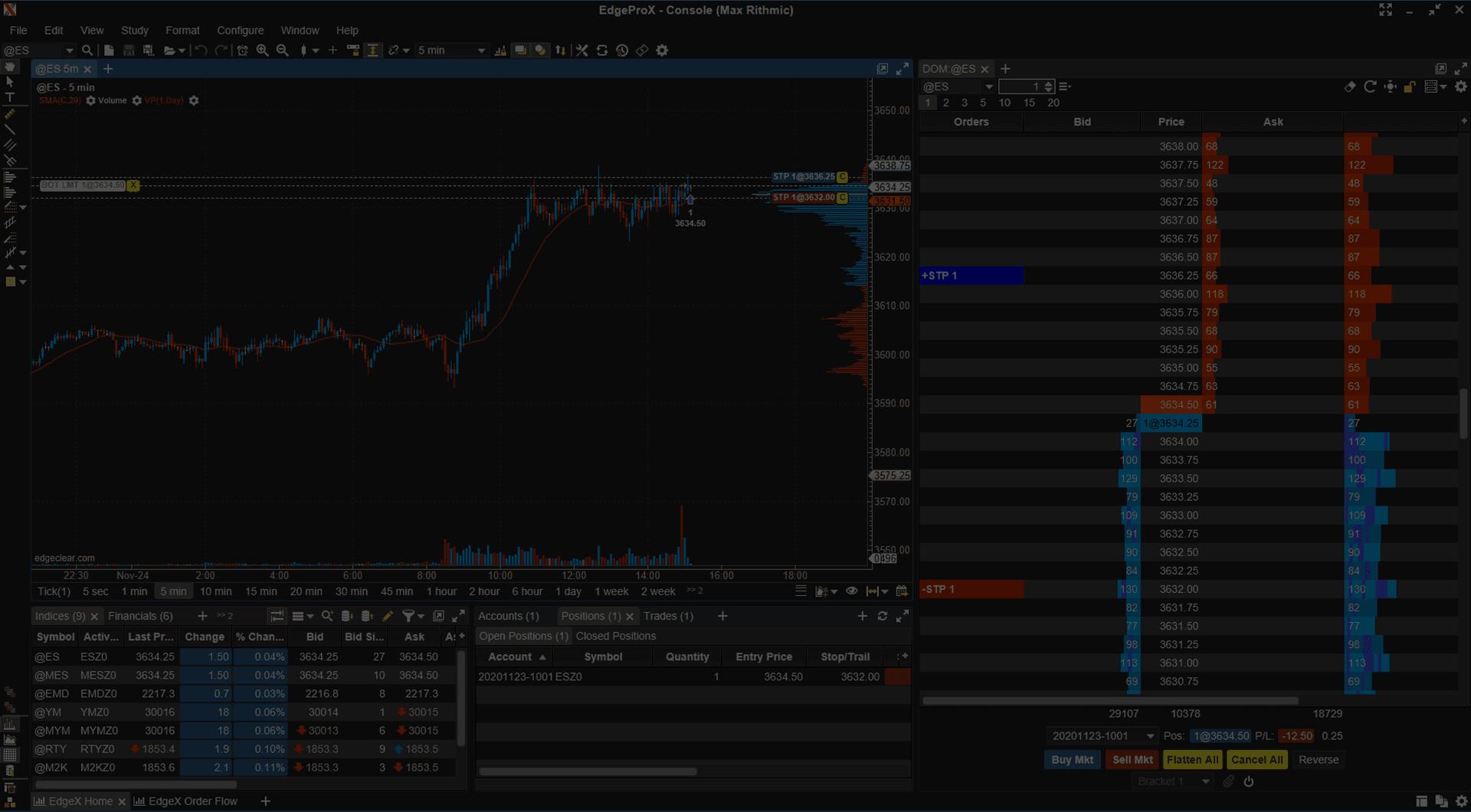 Selecting a Market Data Provider